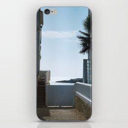 Sea view - Royan, France iPhone Skin