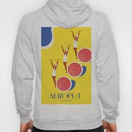 "EX-JU poster ""AEROPUT"" Hoody"