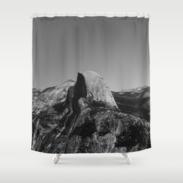 Glacier Point, Yosemite National Park II Shower Curtain