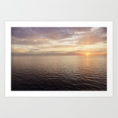 Sunrise III Art Print