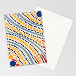 Moonlight at the Beach Stationery Cards
