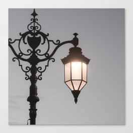 Victorian Lantern Canvas Print