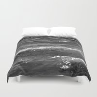 wave Duvet Covers featuring Wave by Pure Nature Photos