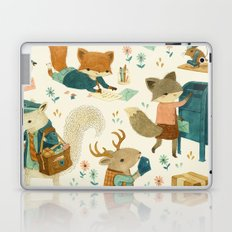 Critter Post Laptop & iPad Skin