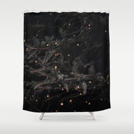 It's the most wonderful time of the year - take II Shower Curtain