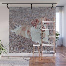 Shadow the Dog Art Wall Mural