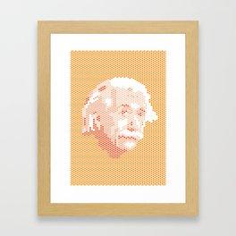 Uncle Albert Framed Art Print
