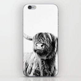HIGHLAND CATTLE FRIDA iPhone Skin