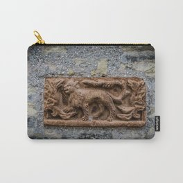 Hic Sunt Leones Carry-All Pouch