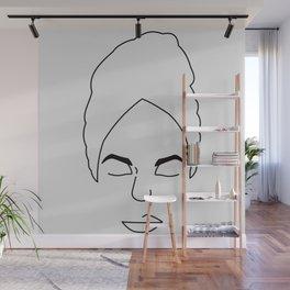 Nina Simone Wall Mural