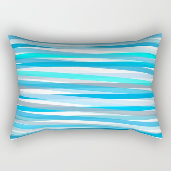 Unfold me Rectangular Pillow