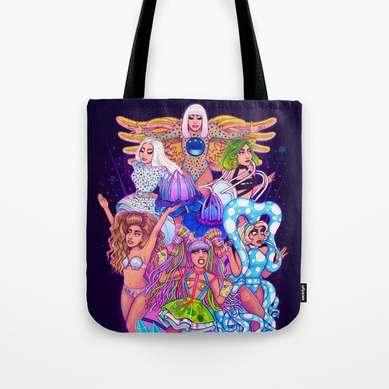 Farewell art RAVE Tote Bag