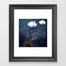 A Parie Framed Art Print