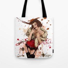 Pin Me Up Tote Bag