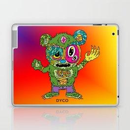 SPACE BEAR BEAST Laptop & iPad Skin