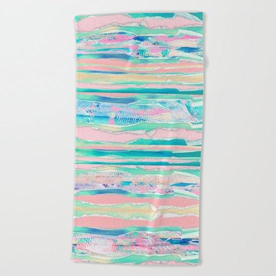 Hidden Layers Beach Towel