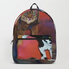 Gatos del Sol Backpack