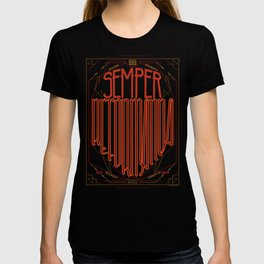 Semper Reformanda: Celebrating the 500th Anniversary of the Protestant Reformation T-shirt
