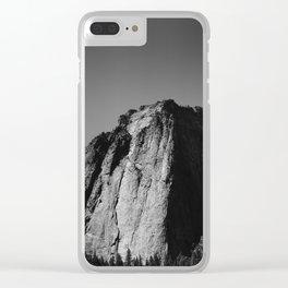 El Capitan II Clear iPhone Case