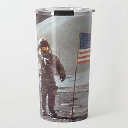 American Moon Landing Travel Mug