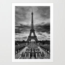 Paris, Paris Art Print