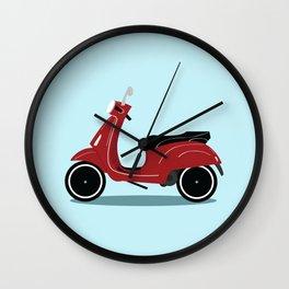 Volare Wall Clock