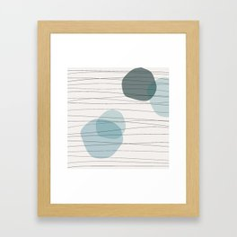 Coit Pattern 24 Framed Art Print