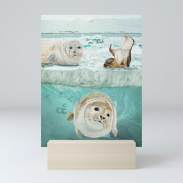 Arctic Expedition Mini Art Print