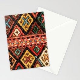 Kordi Antique Khorassan Northeast Persian Spoon Bag Print Stationery Cards