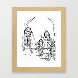 Do Your Own Thing Framed Art Print
