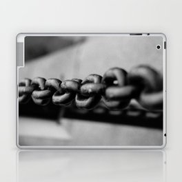 Chain Railing Laptop & iPad Skin