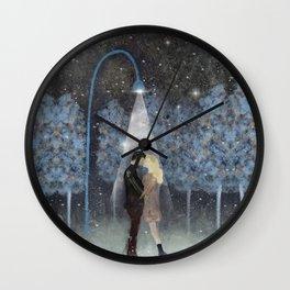 That magic moment Wall Clock
