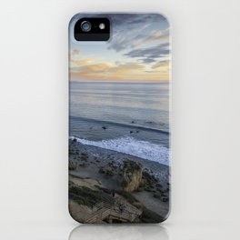Ocean View from the Beach iPhone Case