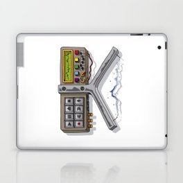 MACHINE LETTERS - K Laptop & iPad Skin