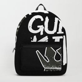 Guitar king Backpack