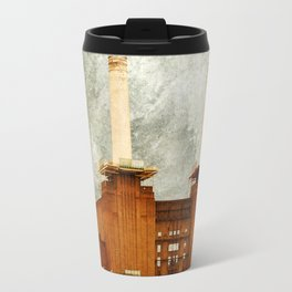 Battersea Power Station - London Travel Mug