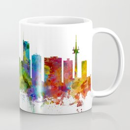 Essen Germany Skyline Coffee Mug