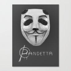 pandetta Canvas Print