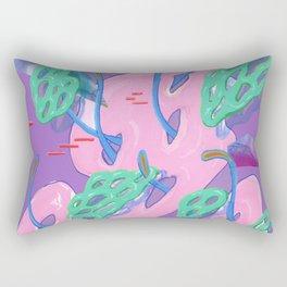Alien Organism 14 Rectangular Pillow