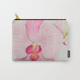 Gianna's Orchid Carry-All Pouch