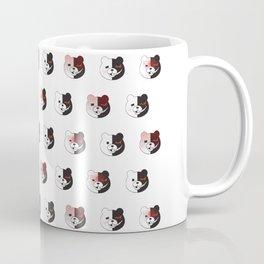 Monokuma Mood (White) Coffee Mug