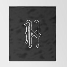 Haratan 5 Throw Blanket