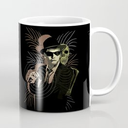 G-Man on Holiday Coffee Mug