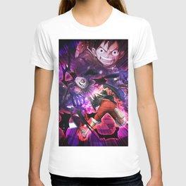 Lufy vs Katakuri - One piece T-shirt