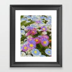 Color Your World Framed Art Print