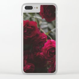 The city of roses #roseopolis2017 (001) Clear iPhone Case