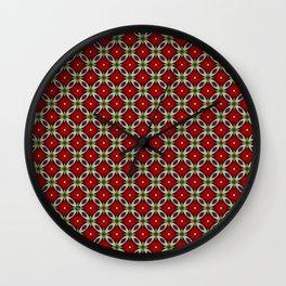 Manhattan 24 Wall Clock