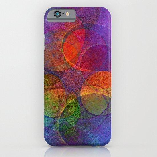 Rainbow Bubbles iPhone & iPod Case
