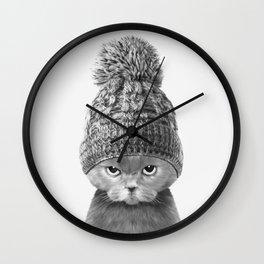 BOBBY BOO Wall Clock