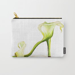 Orchid Heel Carry-All Pouch